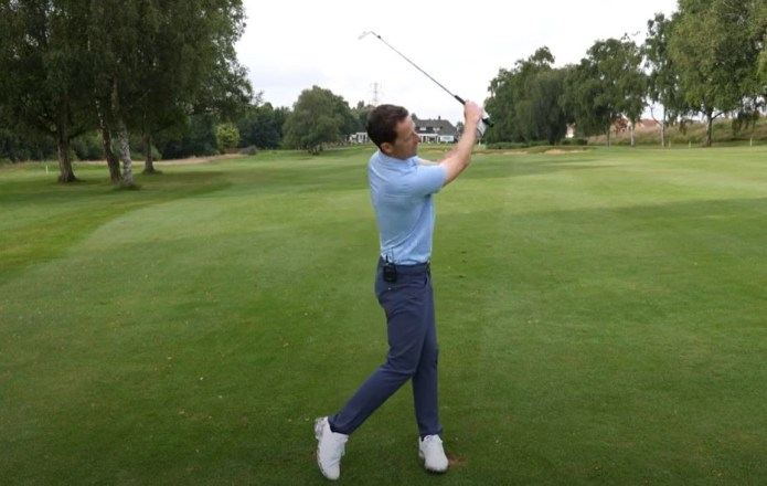 """The """"secret"""" to great ball striking: Golf Instruction Video"""
