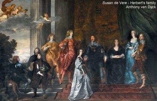 Susan de Vere  Shakespeares Daughter  How To Really