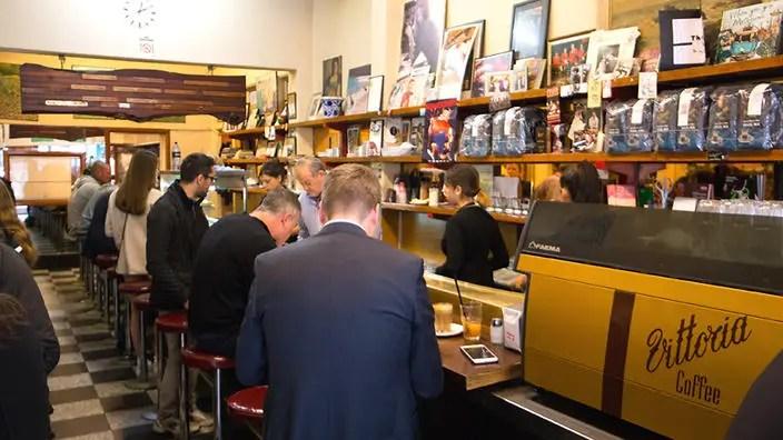 Pellegrinis Espresso Bar