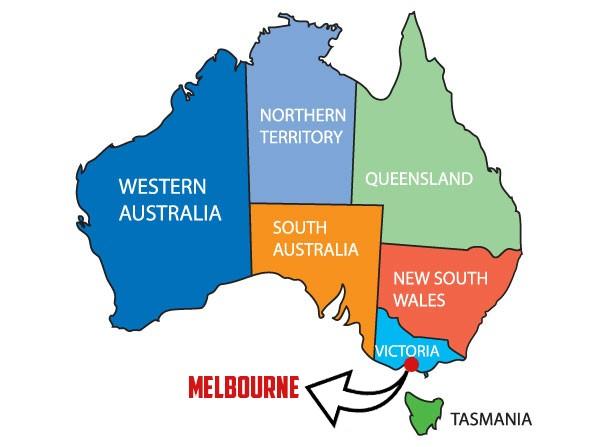 Donde vivir en Melbourne?