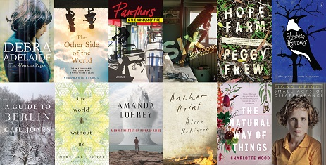 2016 Stella Prize Longlist of Books by Australian Female Authors