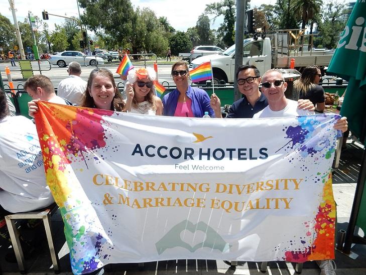 Pride March Victoria
