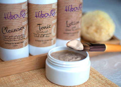 Hibou Naturel skincare from the Australian Outback