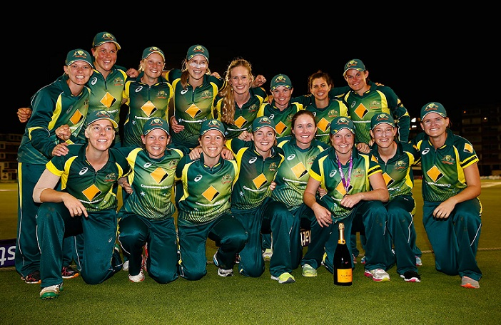 Southern Stars Women's Cricket Team