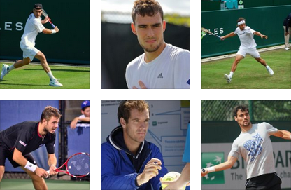 The 16 Hottest Tennis Players in the World