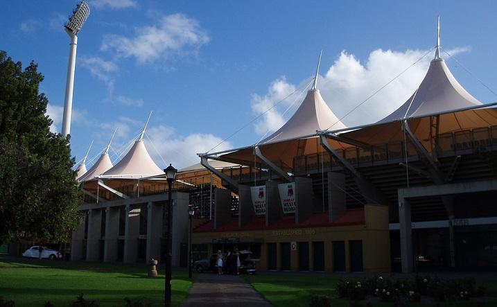 Adelaide Oval. SA
