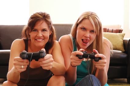 The Rise Of Women Gamers
