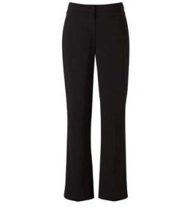Linden Wide-Leg Suit Pants