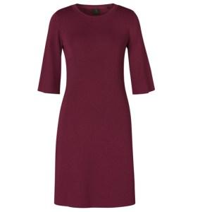 Soko Ruffled Sleeve Milano Dress