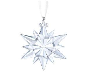 Swarovski Annual Edition Ornament 2017 Clear crystal