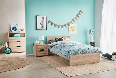 Cabin Single Bedroom Package