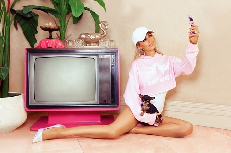 The Paris Hilton Collection has landed at boohoo Australia - It's Hot!