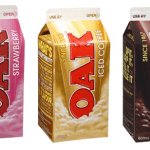 A day's worth of sugar in one carton of flavoured milk
