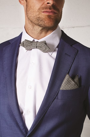 Old-school charm meets modern sophistication for men