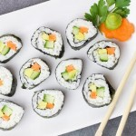 Sushi Knives Have to be Sushi Sharp!
