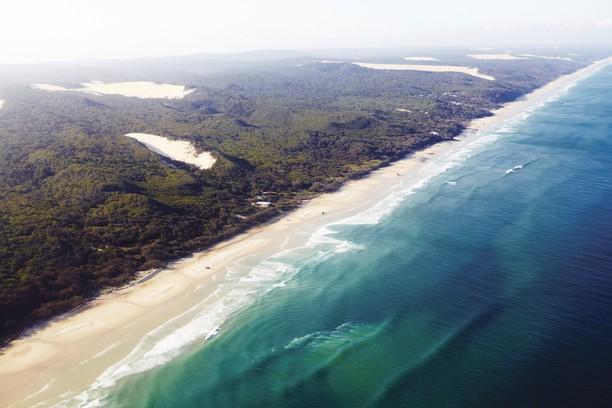 Fraser Island Australian tours