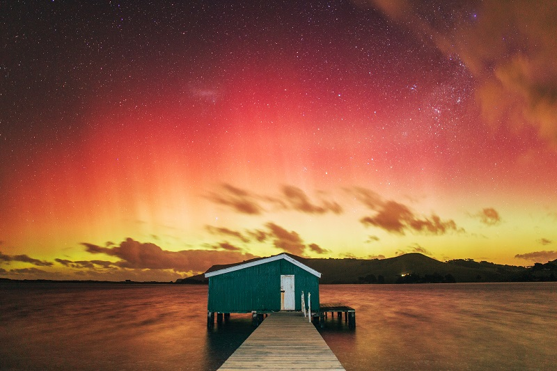 Southern Lights New Zealand