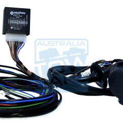 7 pin universal tow bar wiring kit led compatible [ 2187 x 1460 Pixel ]