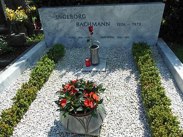 Bachmann Ingeborg Tabellarischer Lebenslauf  AEIOU sterreichLexikon im AustriaForum