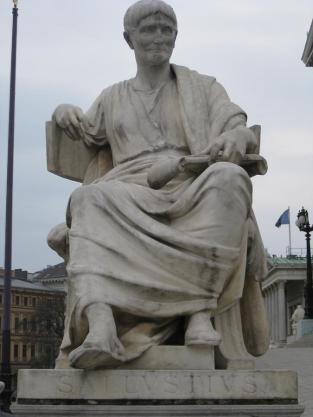 Sallust-Statue