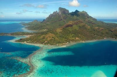 Bora-Bora Bora | French Polynesia - Overview | Geography ...