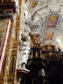 Interior of Kremsmuenster