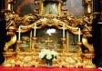 Bones of a Saint in an Austrian Church