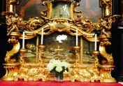 Bones of a Saint in an Austrian Church