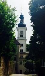 The Abbey in Schlierbach