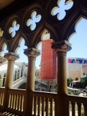 The Venetian in Vegas