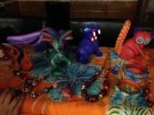 Examples of Mexican Art Form Alebrijes