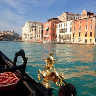 Bright Colors Dominate Venice