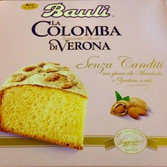 """La Colomba"" - Dove Cake for Easter"