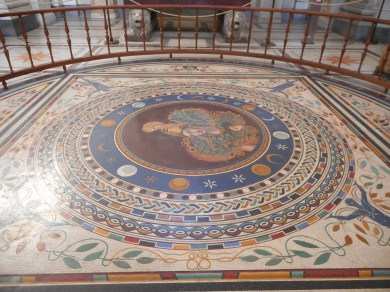 Another Mosaic Floor Too Precious to Walk On