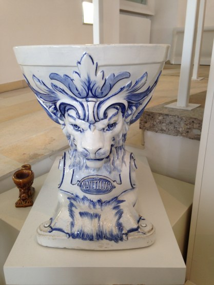 Another Fancy Toilet Bowl
