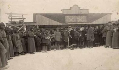 Solovki Camp