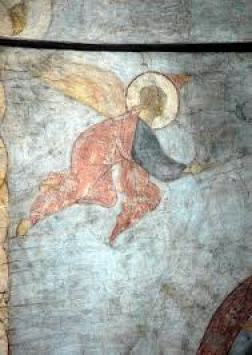 The Last Judgement Angel 1408 - Andrei Rublev