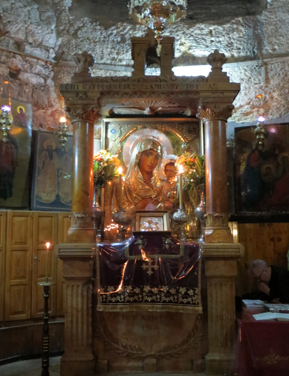 Holy Land Pilgrimage 2018: The Mother Of God (Photos)