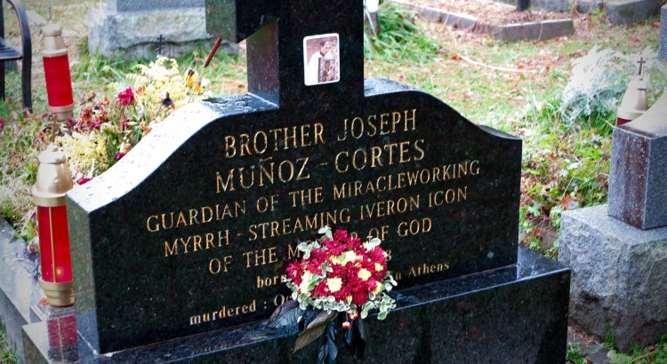 grave of brother Jose