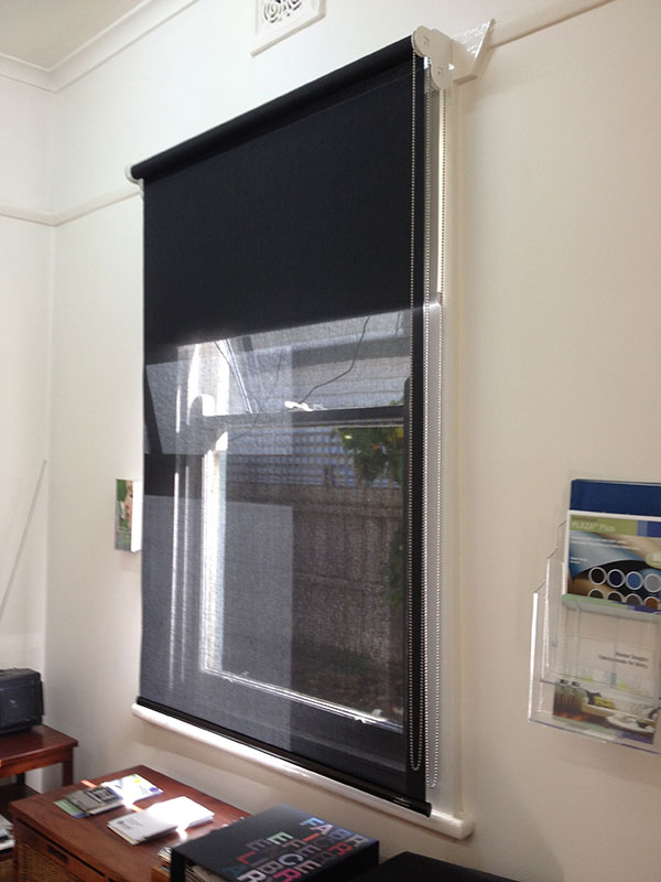 Double Roller Blinds Geelong