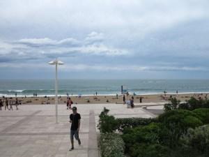 Biarritz, Atlantik Hallo