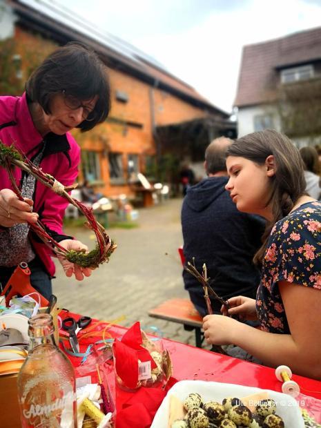Flohmarkt Auszeithaus Hohenlohel 21