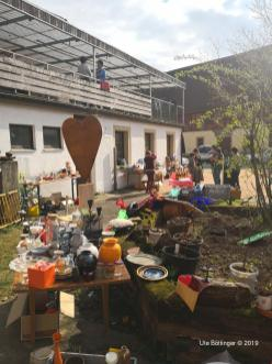 Flohmarkt Auszeithaus Hohenlohel 25