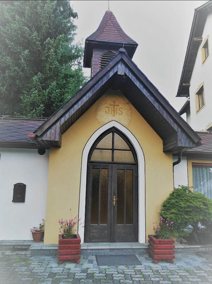 Kapelle für Hochzeiten & Taufen