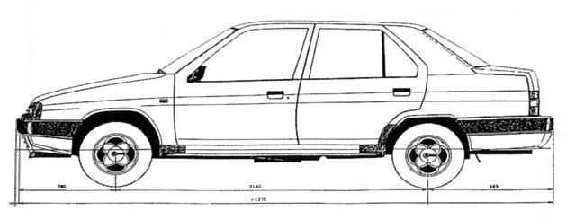 Škoda 792 Felicia Sedan, 1991 [Auta5P ID:14215 CZ]