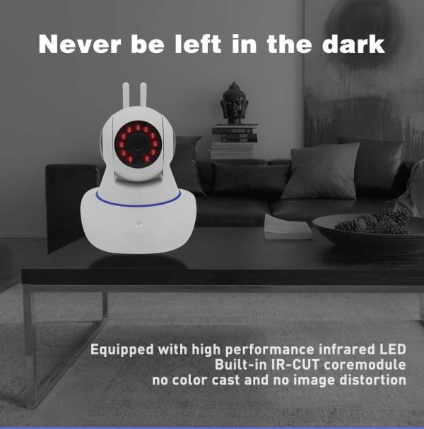 IP Camera WiFi Wireless Surveillance CCTV Camera 720P 960P 1080P Home Security Baby Monitor 4