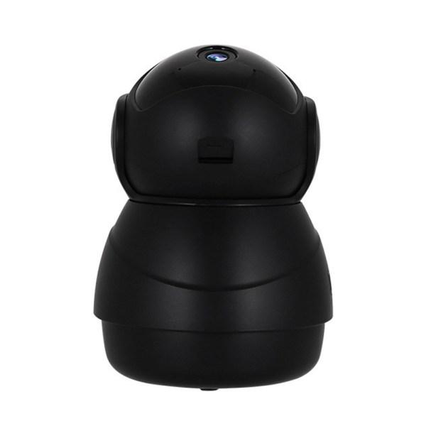 1080P Wireless Indoor Baby Camera with Two way Audio IR Day Night Black Mini Network Camera 5