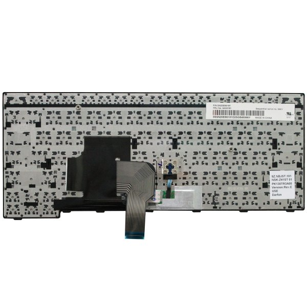 Replacement Keyboard for Lenovo ThinkPad E450 E450c E455 E460 E465 W450 Laptop 2