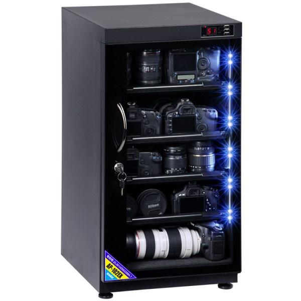 AUTENS 102L Digital Control Dehumidify Dry Cabinet Box DSLR Lens Camera Equipment Storage 1