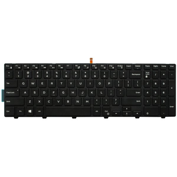 Replacement Keyboard for Dell Inspiron 7557 7559 Laptop 1